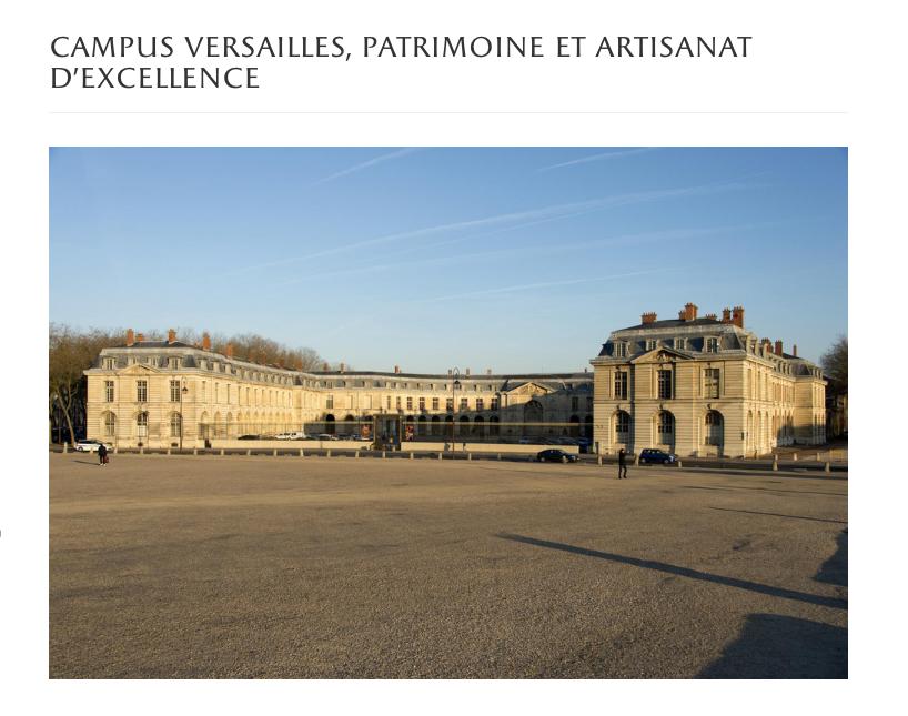 Campus Versailles
